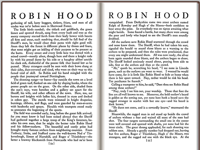 Who Was Robin Hood's First True Love?