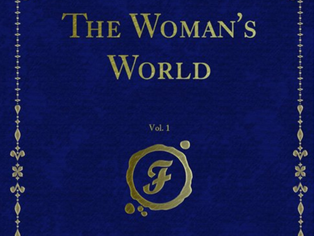A Womans World Book Cover