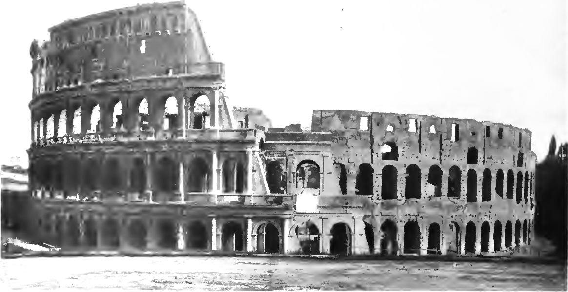 Rome's Colosseum Used As Condominiums in the Medieval Era