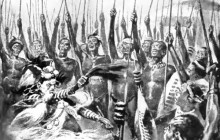 Proof of the First Race War Uncovered in Northern Sudan?