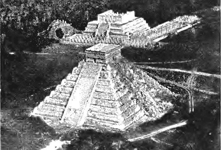 Ancient Mayan Cities Found in Mexico