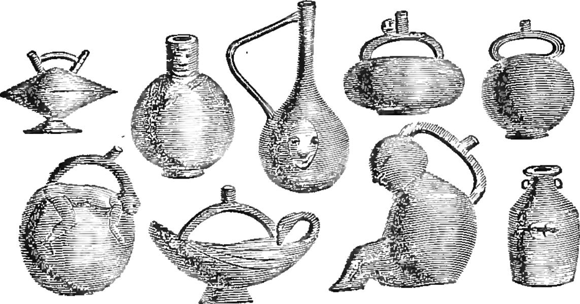 Ancient Pottery Shards Uncovered in Portobello