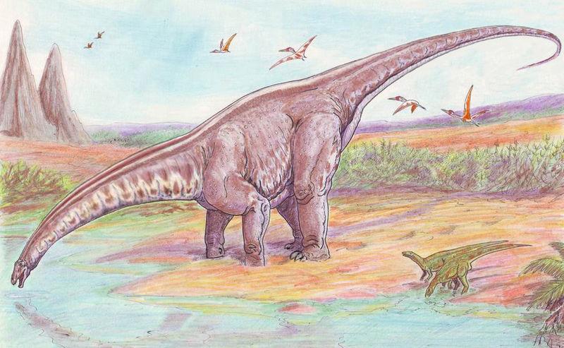 Drexel University Scientists Reveal Largest Dinosaur Ever