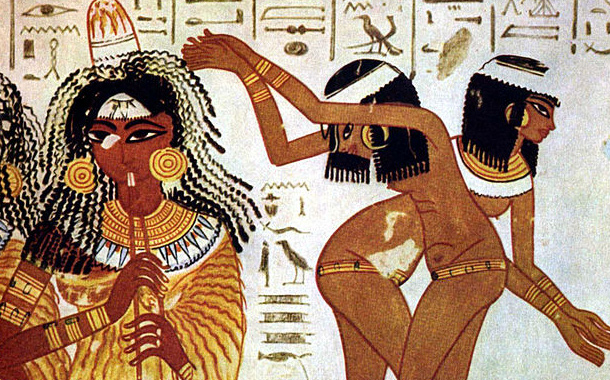 proof of hair extensions among ancient egyptians