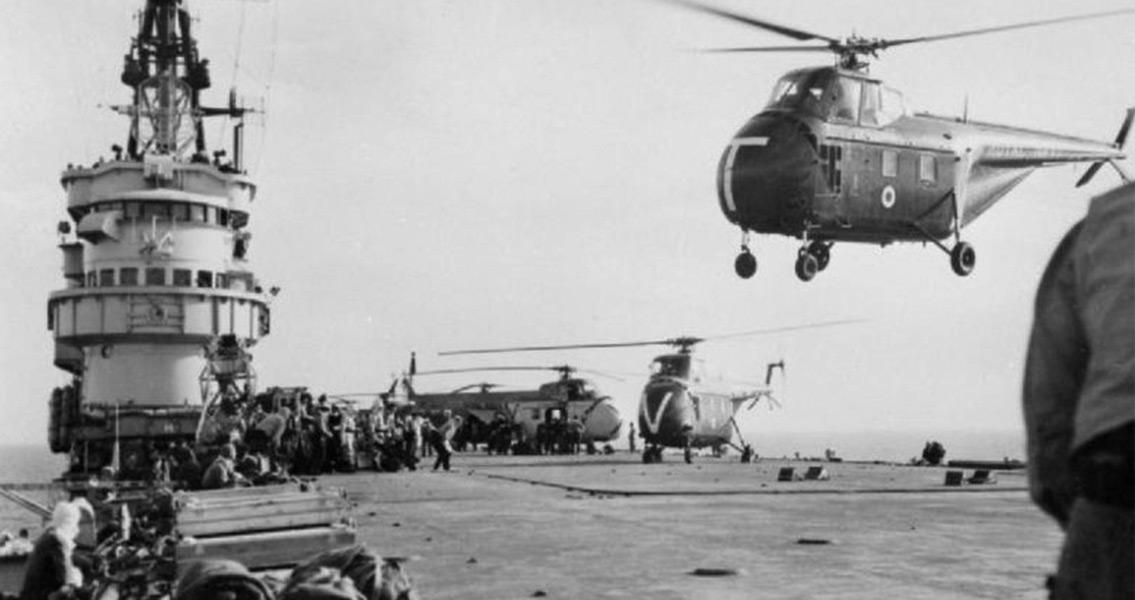 The Start of the Suez Crisis