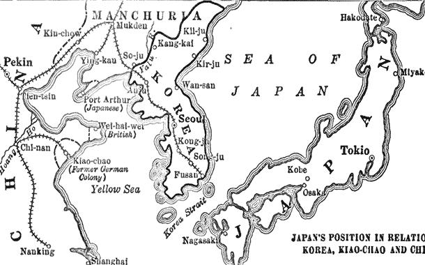 China and Japan - A Tense History
