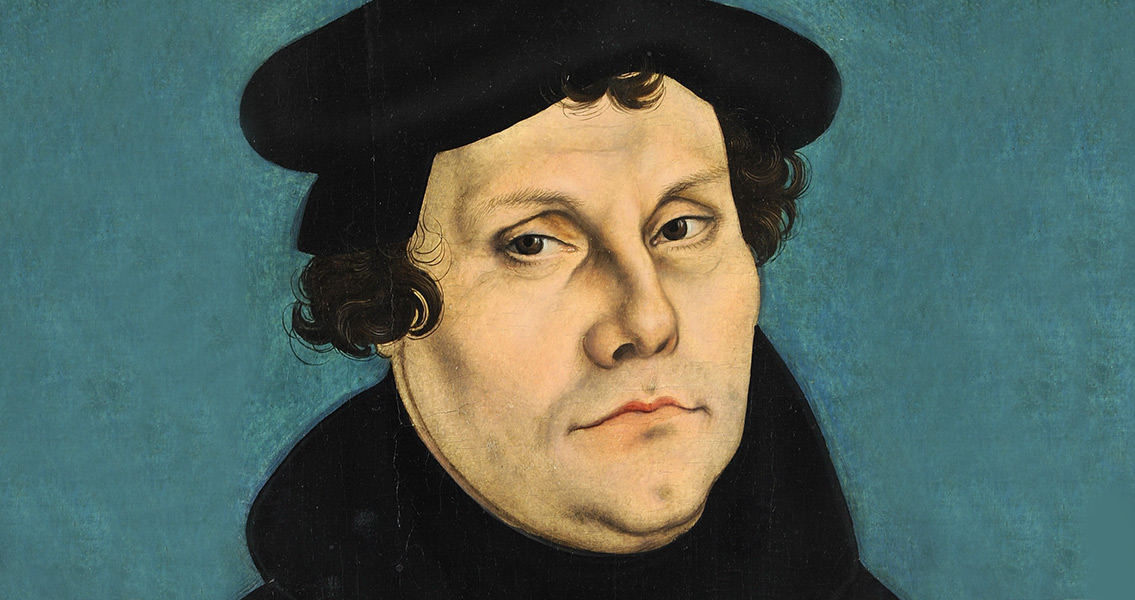 Luther Starts the Protestant Reformation