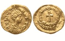 Metal Detector Unearths Fourth Century Roman Coins