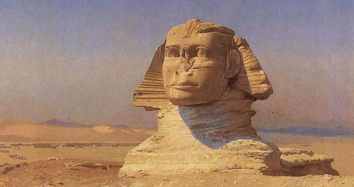 Archaeologists Have Uncovered a big 91-Year-Old Sphinx in California Sand Dunes