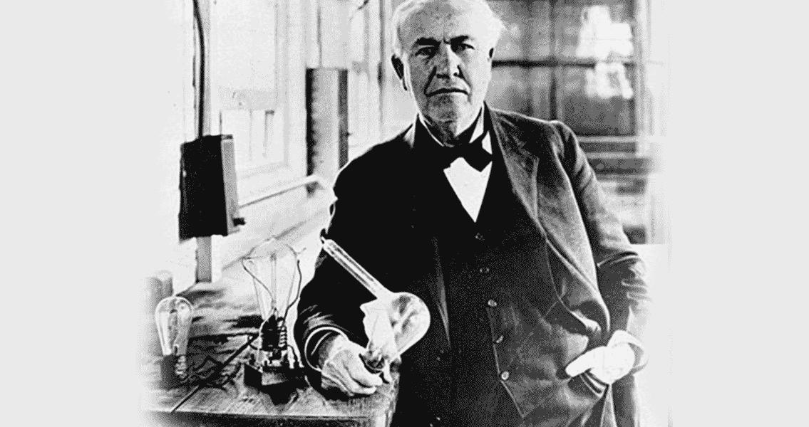 Thomas Edison and the Birth of Electric Light