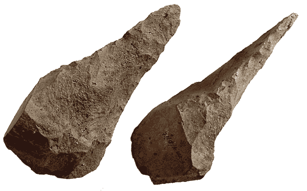 Reports Suggest Prehistoric Stone Tools Evolved Independently