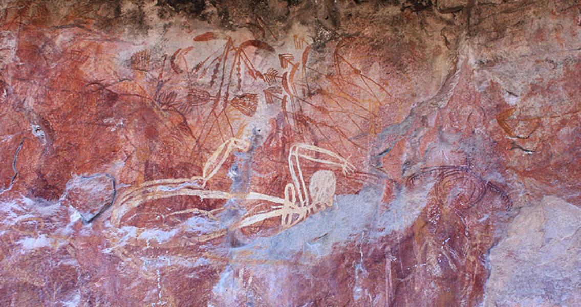Aboriginal Rock Art Discovered in Suburban Sydney