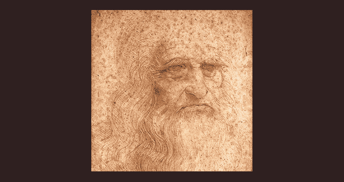 Leonardo Da Vinci's Self Portrait in Rare Public Display