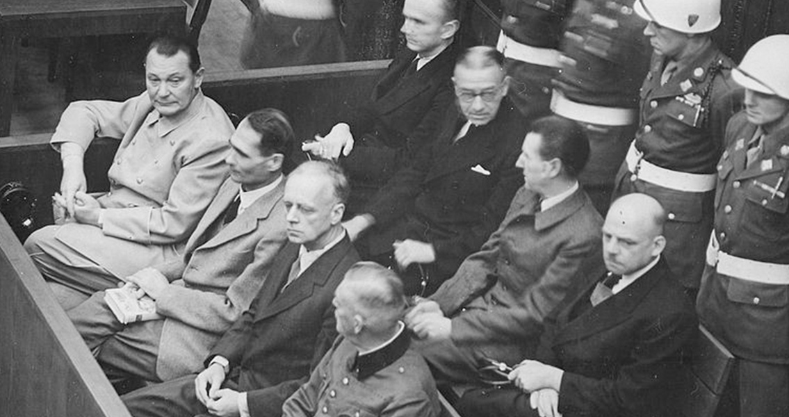 The Start of The Nuremberg Trials