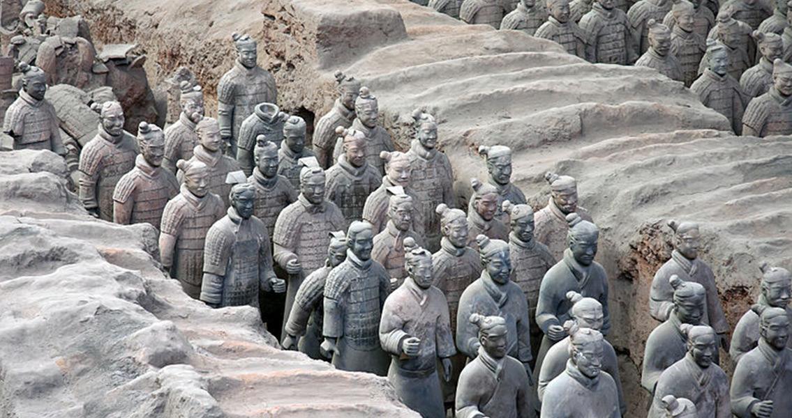 7000 Terracotta Warriors Could be Unique