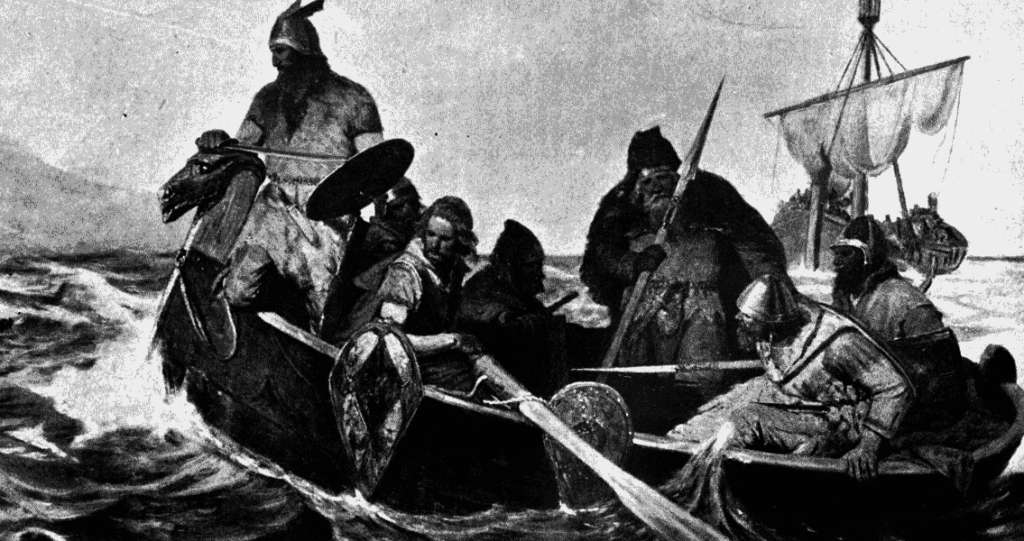 Hospital Scanner Reveals Viking Riches