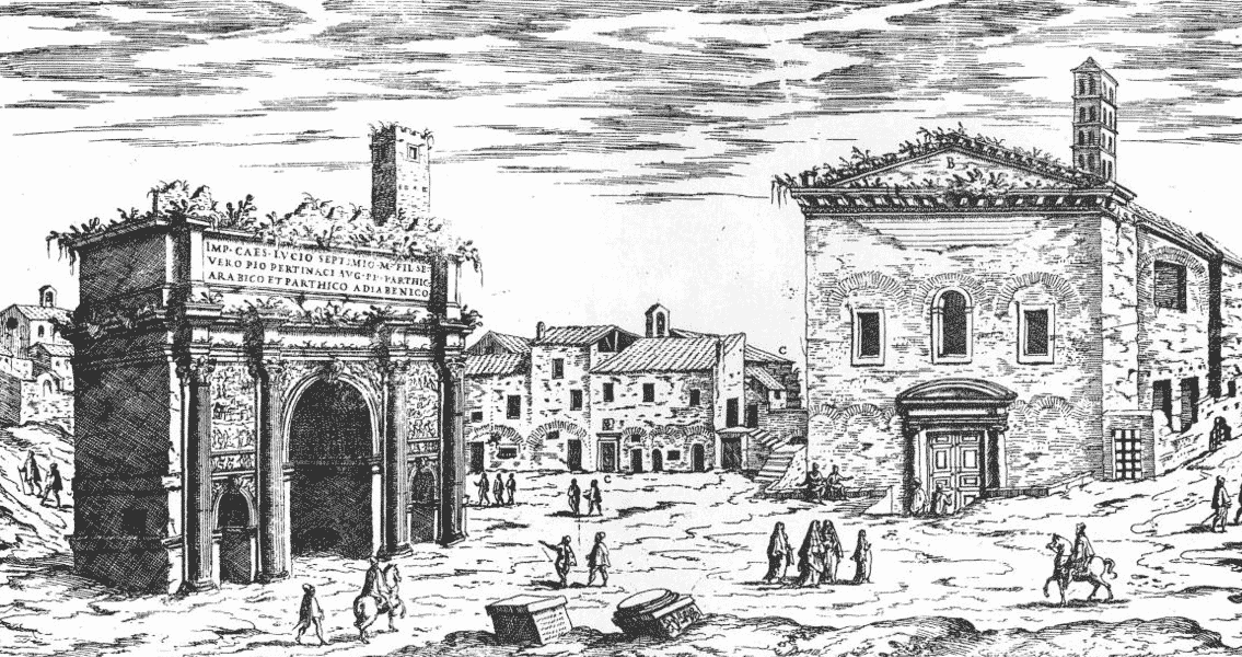 16th Century Jewish Ghetto Rediscovered in Rome