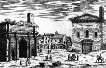 16th Century Jewish Ghetto Rediscovered in Rome