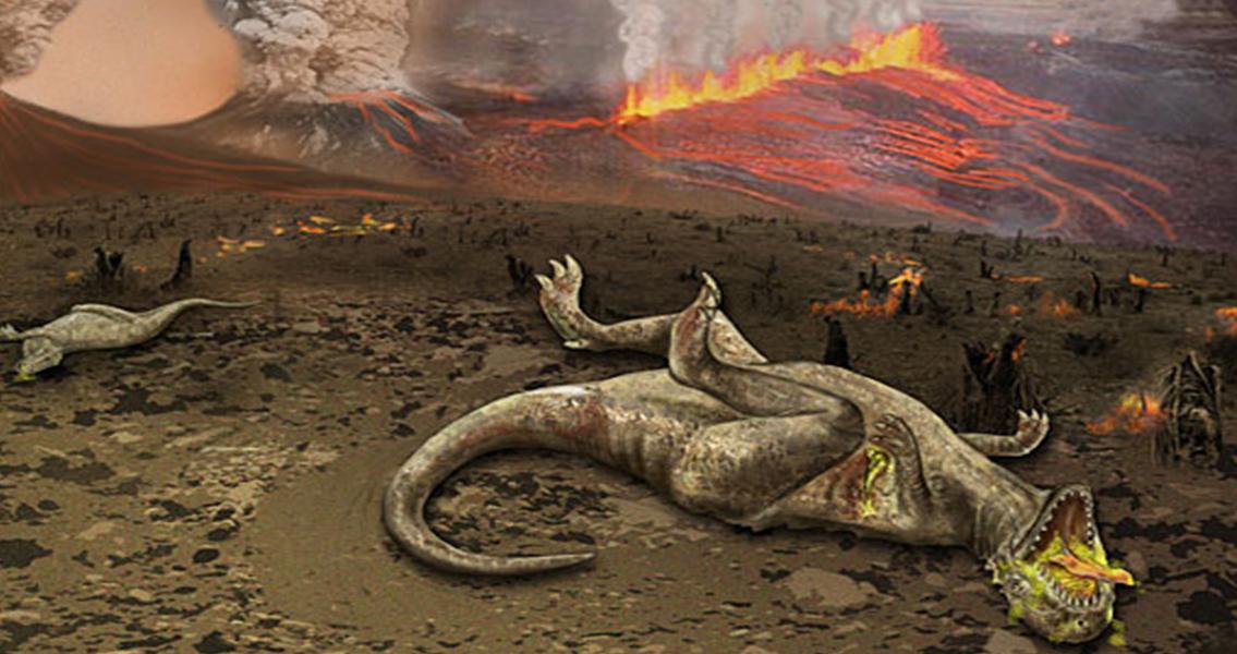 Prehistoric Natural Disasters