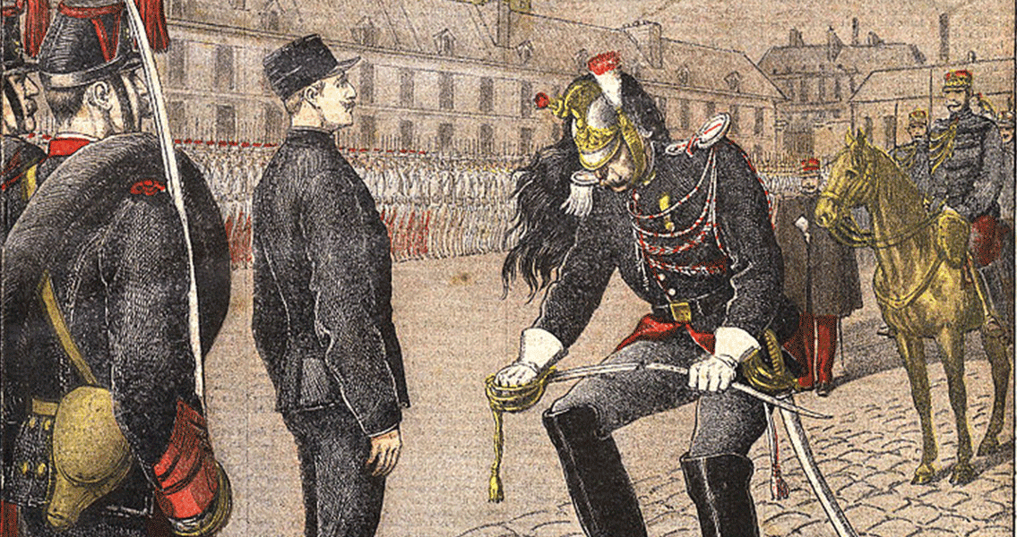 The Development of the Dreyfus Affair