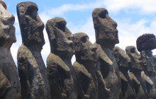 Clues to Easter Island Diet Found in Teeth