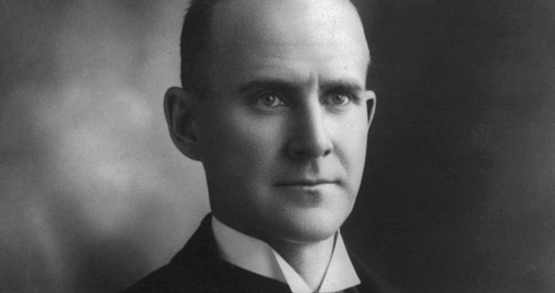 a biography of eugene victor debs an american union leader Eugene victor debs eugene victor debs was the most well known as a leader of the american socialist party eugene debs had no executive positions but he was most popular leader of the socialist movements in american history.