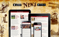 New Historian Releases Mobile News App