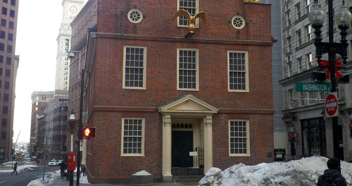 Samuel Adams and Paul Revere Time Capsule Opened