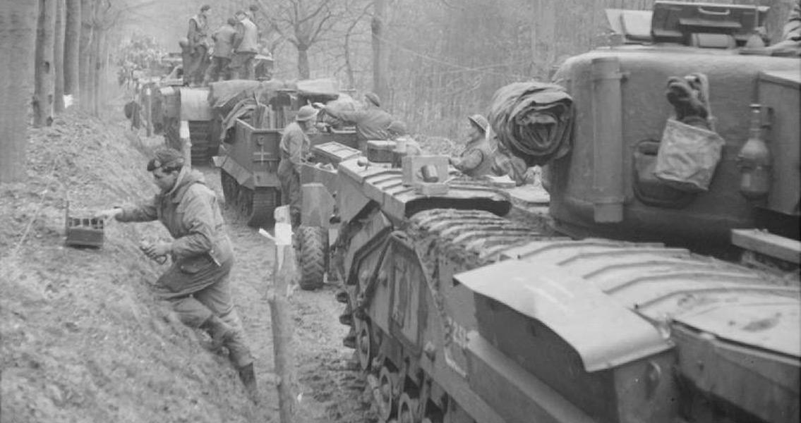 Unknown World War Two Battlefields Explored in Europe