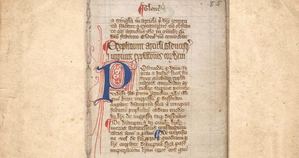 Magna Carta Copy Discovered in Scrapbook