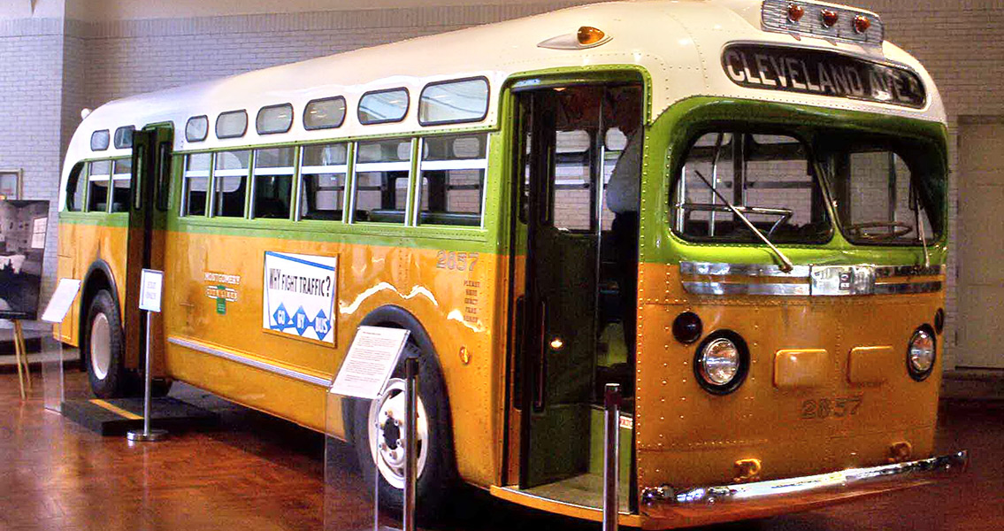 Anniversary of Martin Luther King's Bus Boycott Arrest