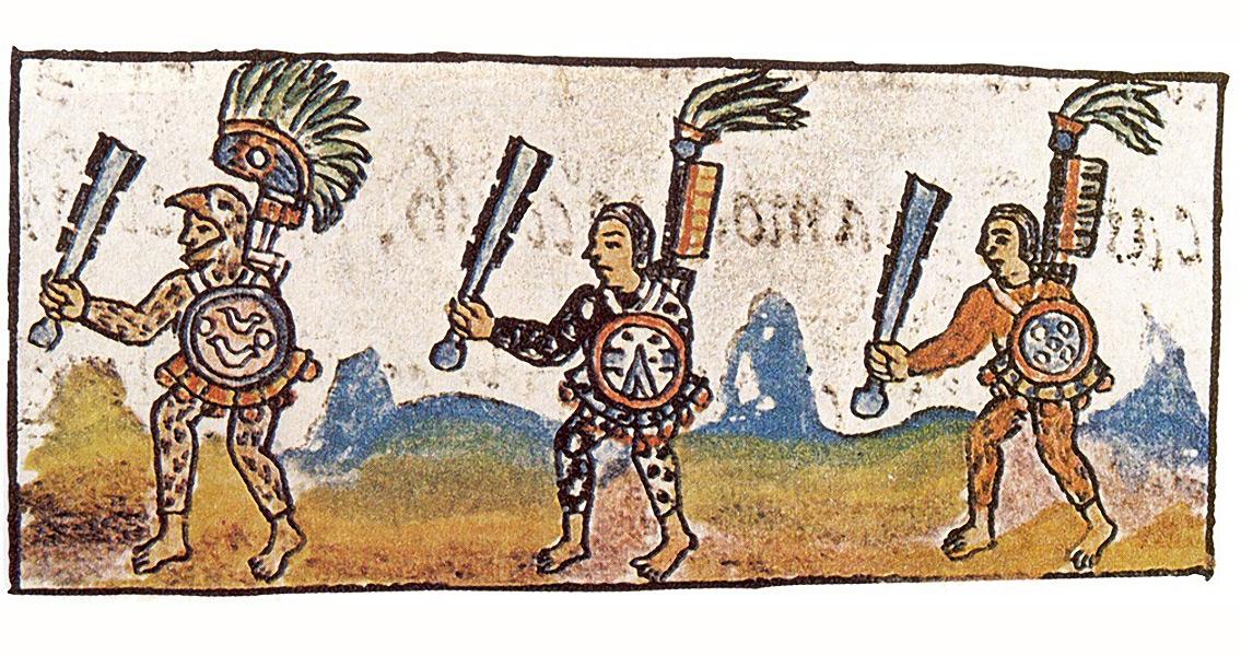 Aztec Empire Politics More Complex Than Thought