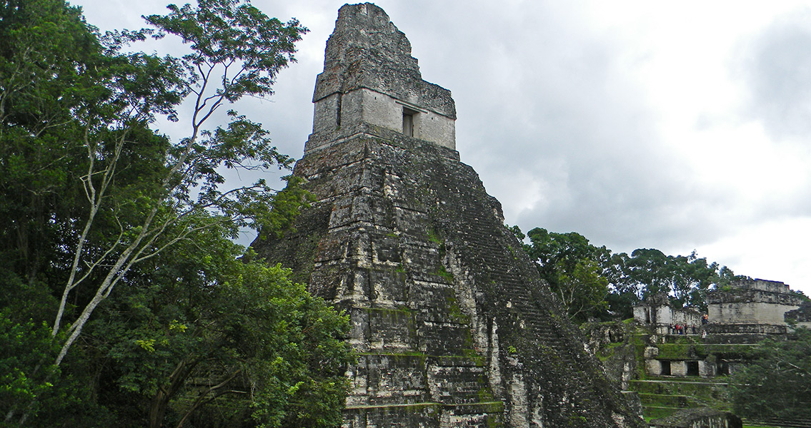 Diverse Maya Groups Cooperated on Vast Building Projects