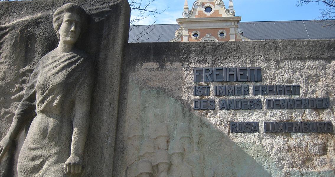 The Anniversary of Rosa Luxemburg's Birth