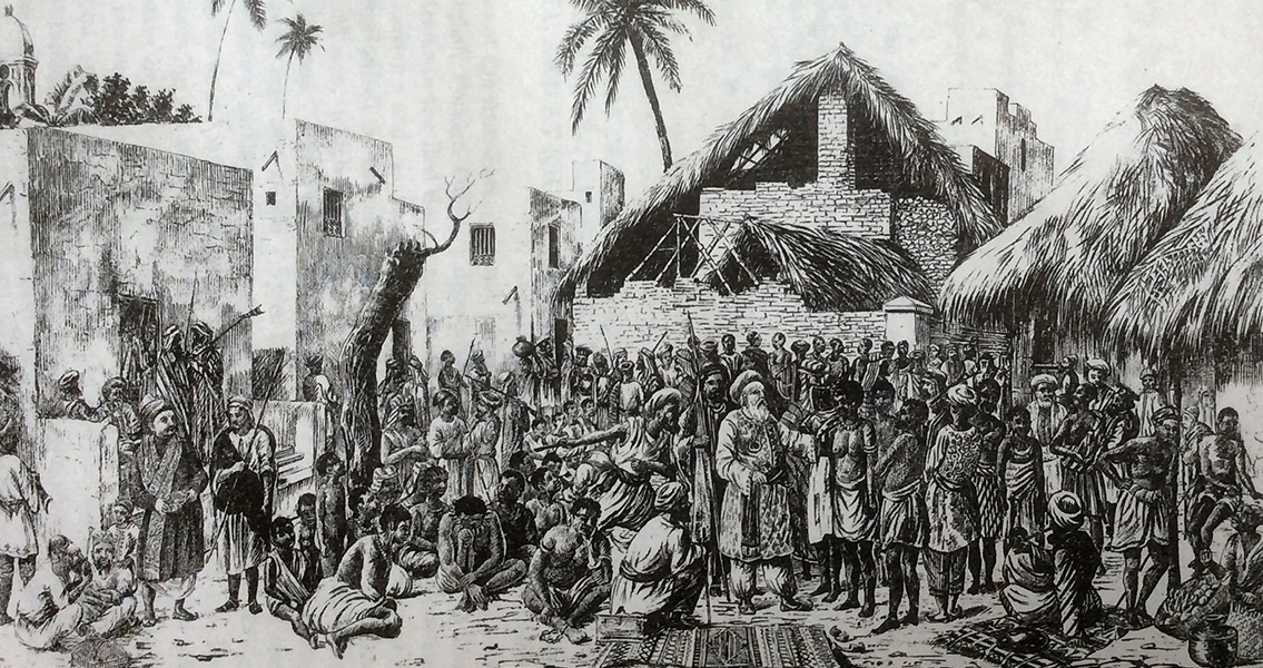 Enslaved Africans' Origins Traced
