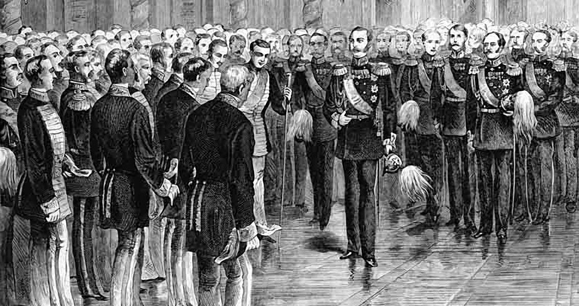 Alexander II Emancipates the Serfs