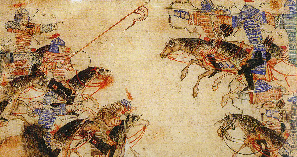 Mounted Archers' Fearsome Arsenal Revealed