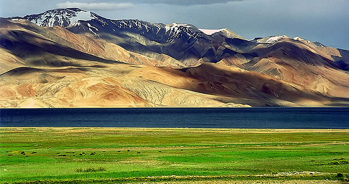 Climate Change Drove People Away from Tibetan Plateau