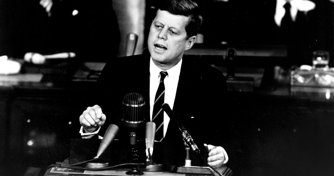Kennedy's Civil Rights Record Re-Evaluated