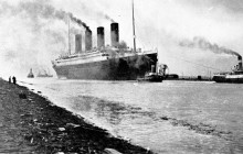 The Titanic Sets Off
