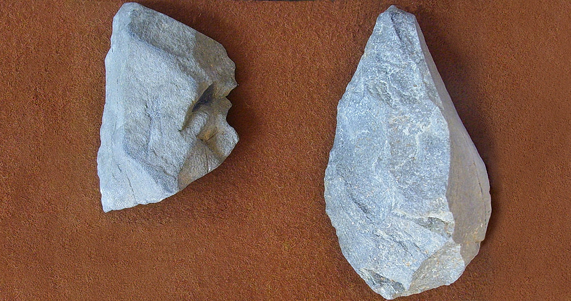 Stone Age Toolmaking Not As Simple As Believed