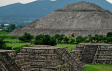 1,800-Year-Old Liquid Mercury Found in Teotihuacan