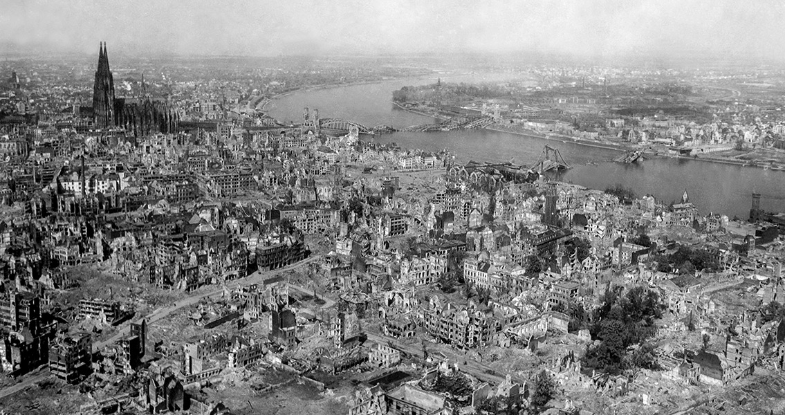 Environmental History of Second World War Explored