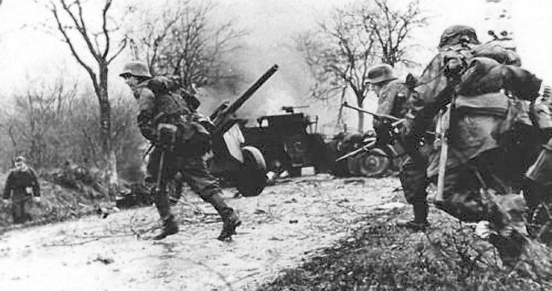 The Ardennes and the Battle of the Bulge, by Anthony Beevor