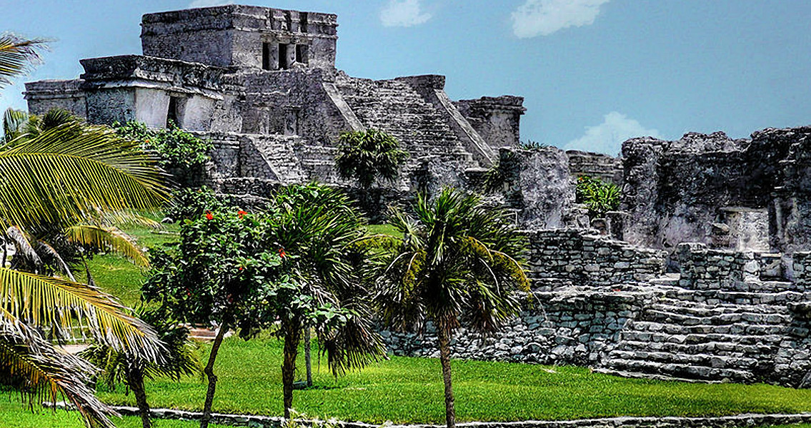 First Maya City With Grid Design Revealed