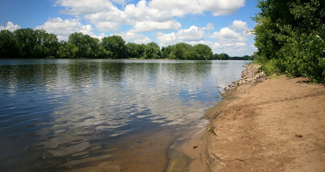 Cahokia Brought Down By Floods