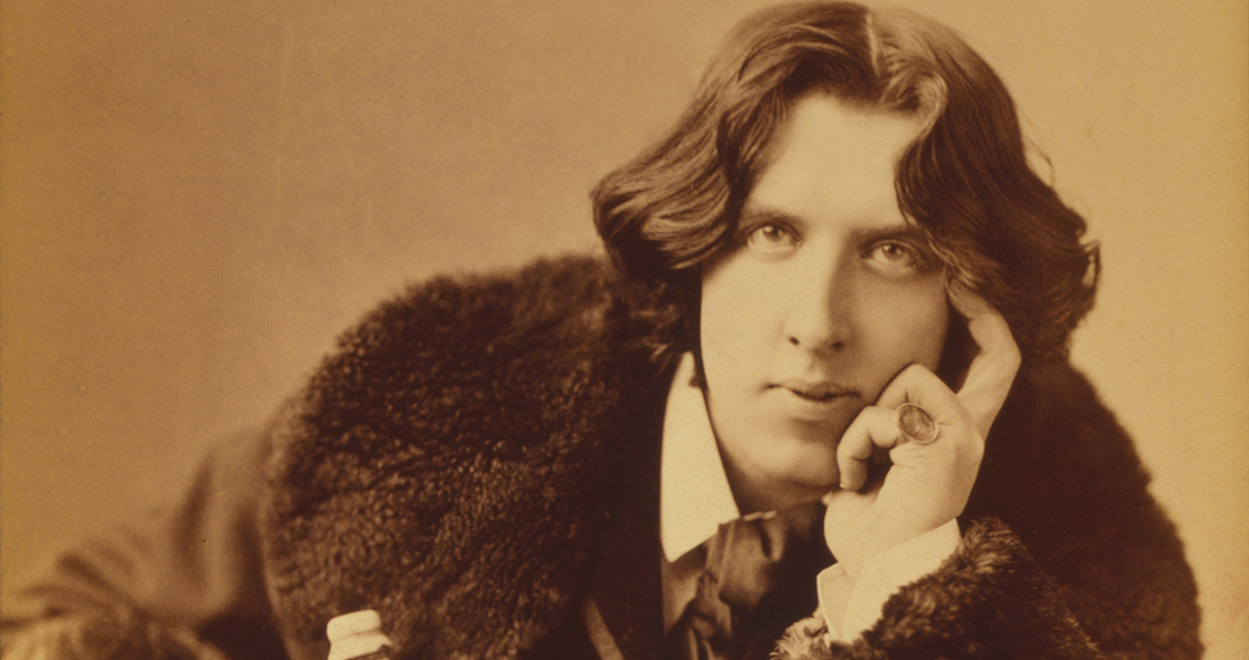 Oscar Wilde Released from Prison