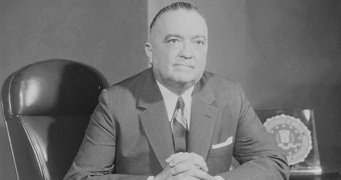 The Death of J. Edgar Hoover