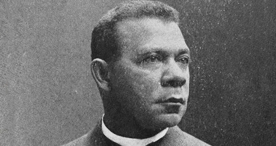Booker T. Washington Receives Honorary Degree