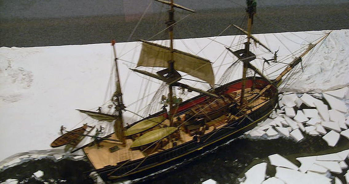 New King Island Ship